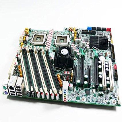 440307-001 HP Workstation xw6600 2 x LGA771 System Board W/O CPU