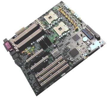 449463-001 HP Motherboard Dual Xeon 800Mhz XW8200 Workstation - New