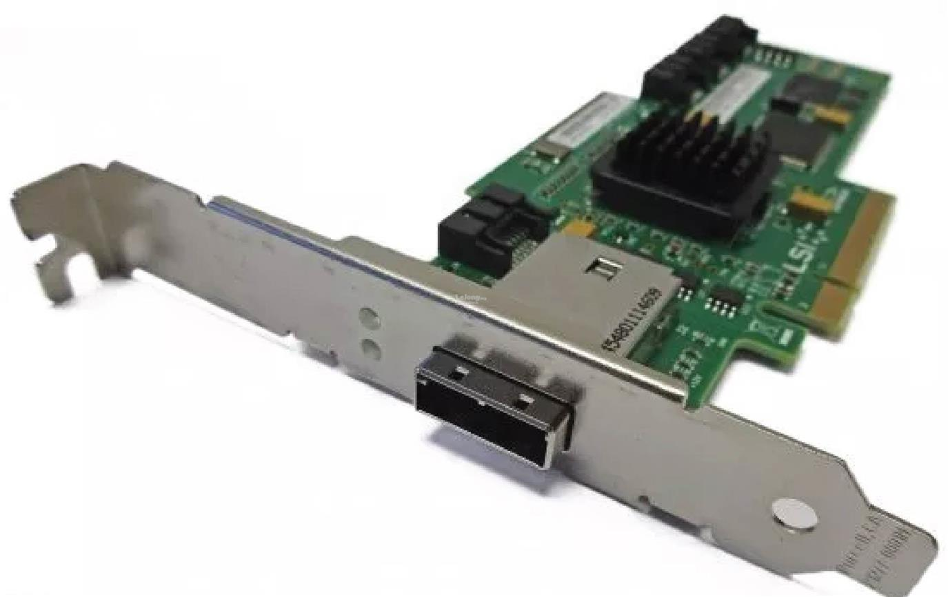 44E8701 - PCI-E SAS HOST BUS ADAPTER SAS3445E-R - HIGHT PROFILE