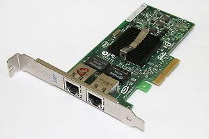 IBM 46K6601 PRO/1000 PT Dual Port Server Ethernet RJ45 Adapter 5767