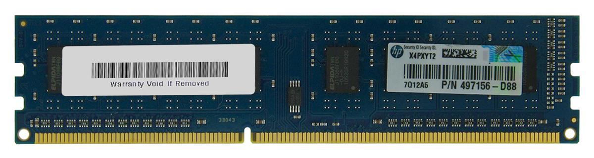 1GB 1Rx8 PC3 10600U