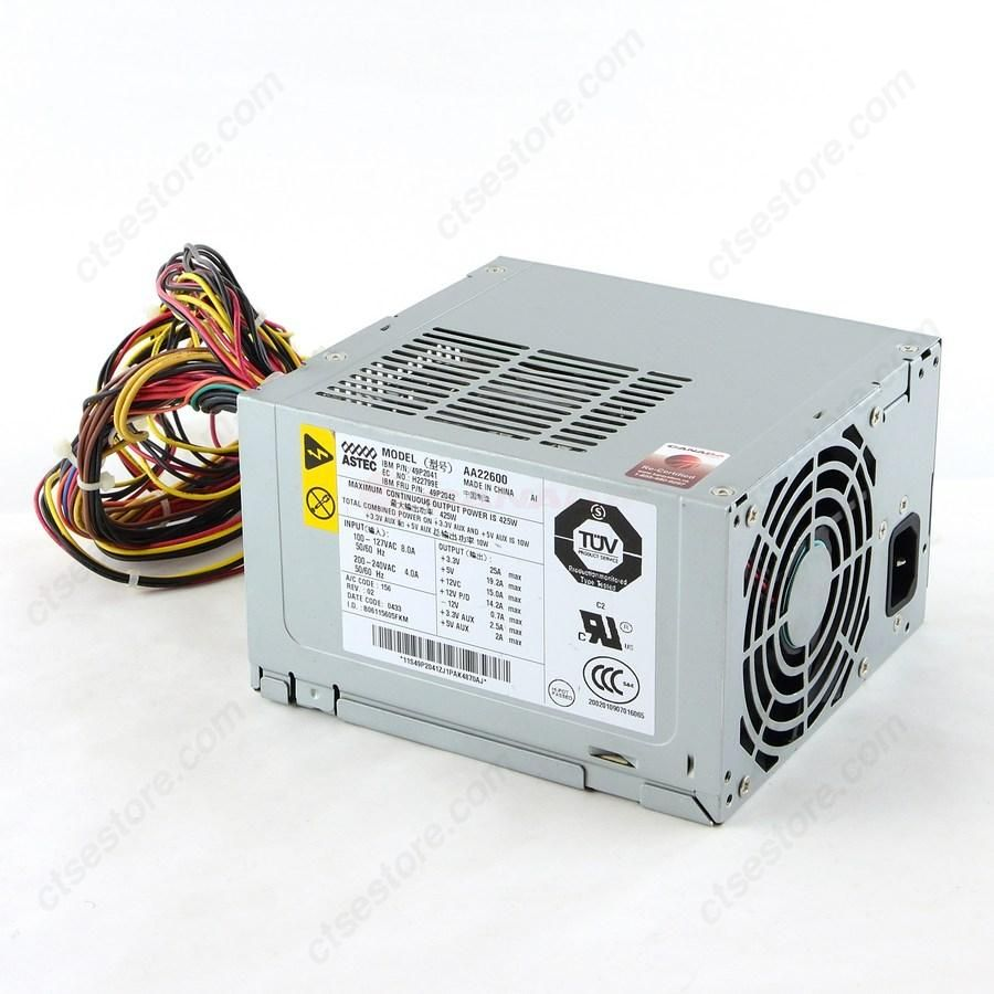 49P2042 IBM Power Supply 425 Watt For Xseries 225 Server, Intellistat