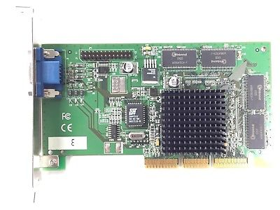 Dell 4C864 Agp Video Card 32Mb