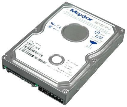 4D353 Dell hard disk drive 80GB SATA 8MB Cache, 7200RPM 3.5 inch