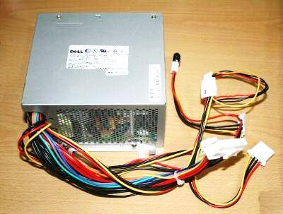 4R656 Dell Power Supply 250 Watt for Optiplex GX240, GX260, GX270 Mi