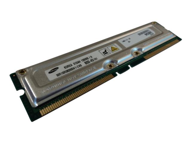 Samsung MR16R0828BN1-CK8 ID 5000346 256MB (2x128MB)
