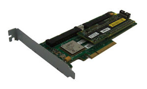 P400 SERIAL ATTACHED SCSI (SAS) CONTROLLER BOARD