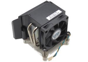 504791-001 HP Pro 3000 Business PC CPU Heat Sink & Fan Assy.
