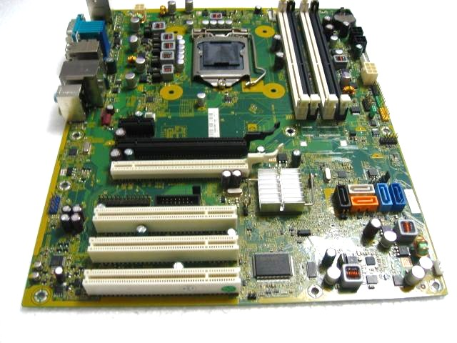 HP 505800-000 System board (motherboard) - For Elite 8100 Convertible Minitower PC (Piketon)