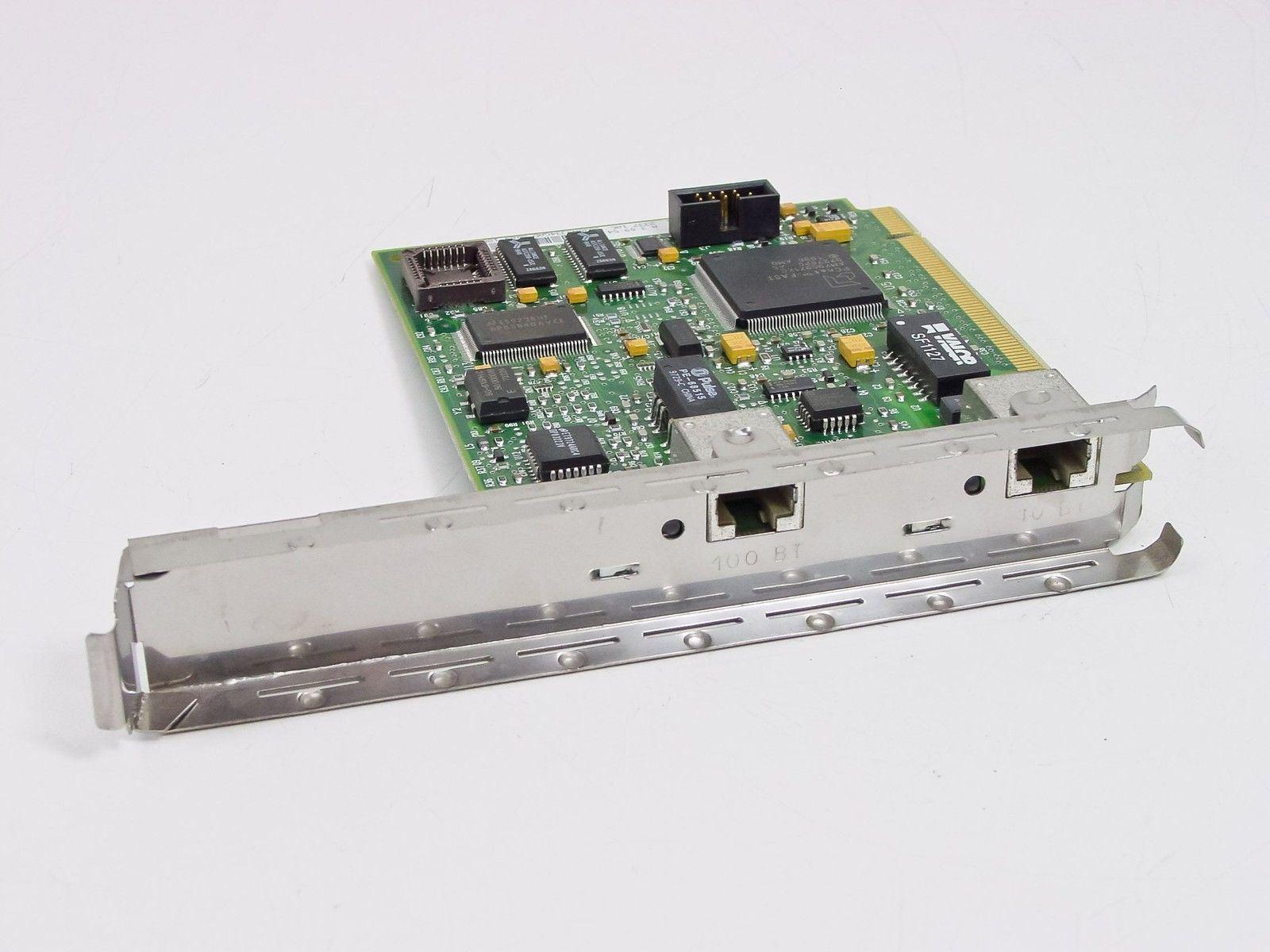 10/100BASE-TX ETHERNET PCI LAN/ULTRA SCSI COMBO NIC ADAPTER