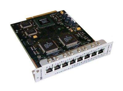 HP J4111A ProCurve SWITCH 10/100 BASE-T MODULE 5183-2946 P/N: 506