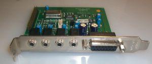 Hewlett Packard 5182-8657 HP Pavilion 7370 Sound Card