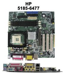 5185-6477 HP Motherboard System Board - Amazon Wula