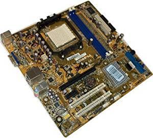 SYSTEM BOARD SOCKET AM2 DDR2 NVIDIA GEFORCE 6150SE NFORCE 430