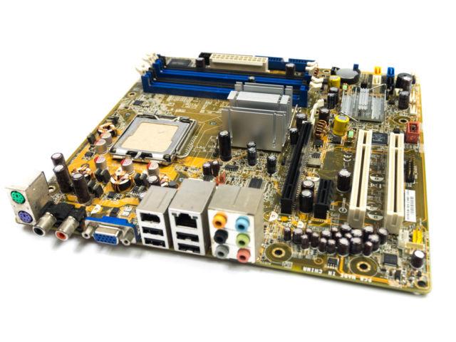 HP 5188-8019 Socket LGA775 Motherboard - P5LP-LE