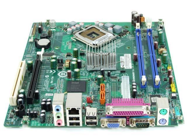 53Y5125 Lenovo ThinkCentre M57e LGA775 System Board W/O CPU
