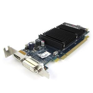 VisionTek AMD Radeon HD 5450 1GB PCI-E 2.1 Low Profile Graphic Card, 54501GHKDP3