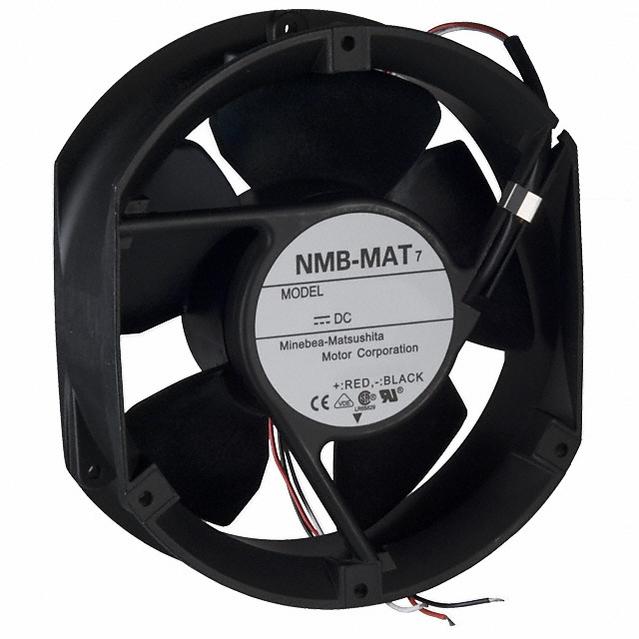 Nmb Aluminum Frame Fan15Cm 12V Dc 1.2Amp 172X150X51Mm