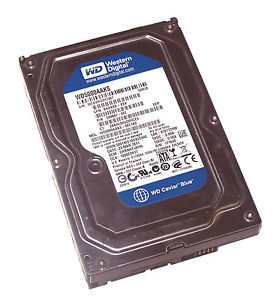 500GB 7200RPM 3GB 3.5
