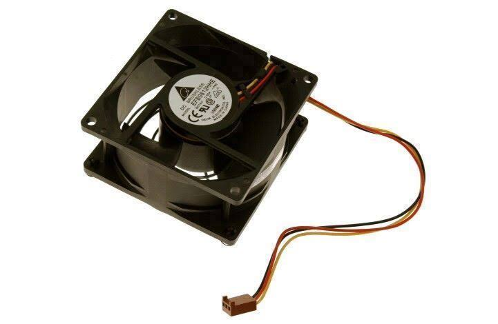 IBM 59P2381 Fan Assy 12Vdc .62A 3-Wire Xseries