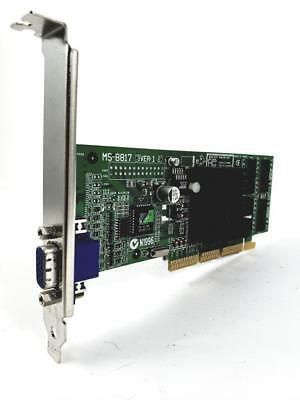 NVIDIA AGP VIDEO CARD 32MB NVIDIA QUADRO2 MXR
