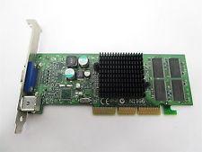 Gateway 6002191 Video Card Geforce4 128Mb Agp Model 8860
