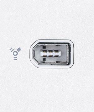Gateway 6002728 Pci Low Profile IEEE 1394 Firewire Card