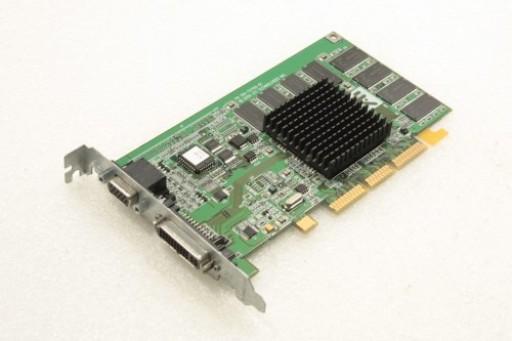 APPLE 600-8645, 630-3479 ATI 109-72700-02 Rage128 Pro AGP VIDEO