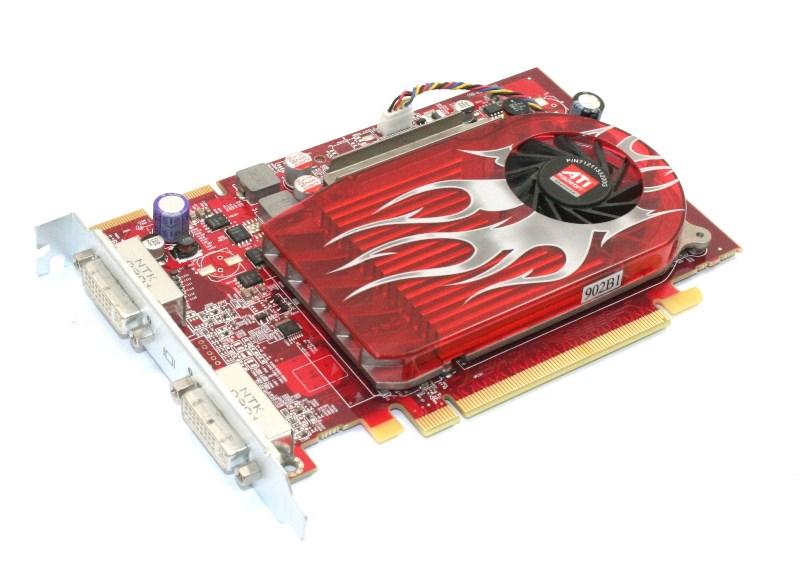 ATI RADEON HD 2600 XT 256MB PCI-E X16 DUAL
