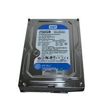 Western Digital 3.5? 250 Gb 7.2k SATA HD WD2500AAKX 634603-003