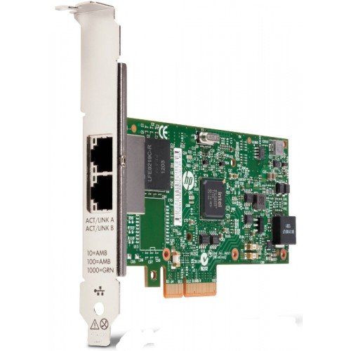 HP 1GB DUAL PORT ETHERNET ADAPTER