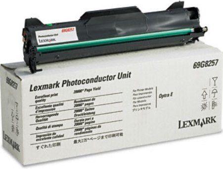 LEXMARK Photoconductor UNIT 69G8257 OPTRA-E Drum