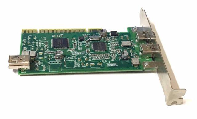 1394A Controller Card, Pci, Loop, Texas Instrument