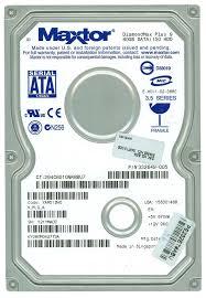HP 80GB 3.5TH SATA150 7200RPM HDD