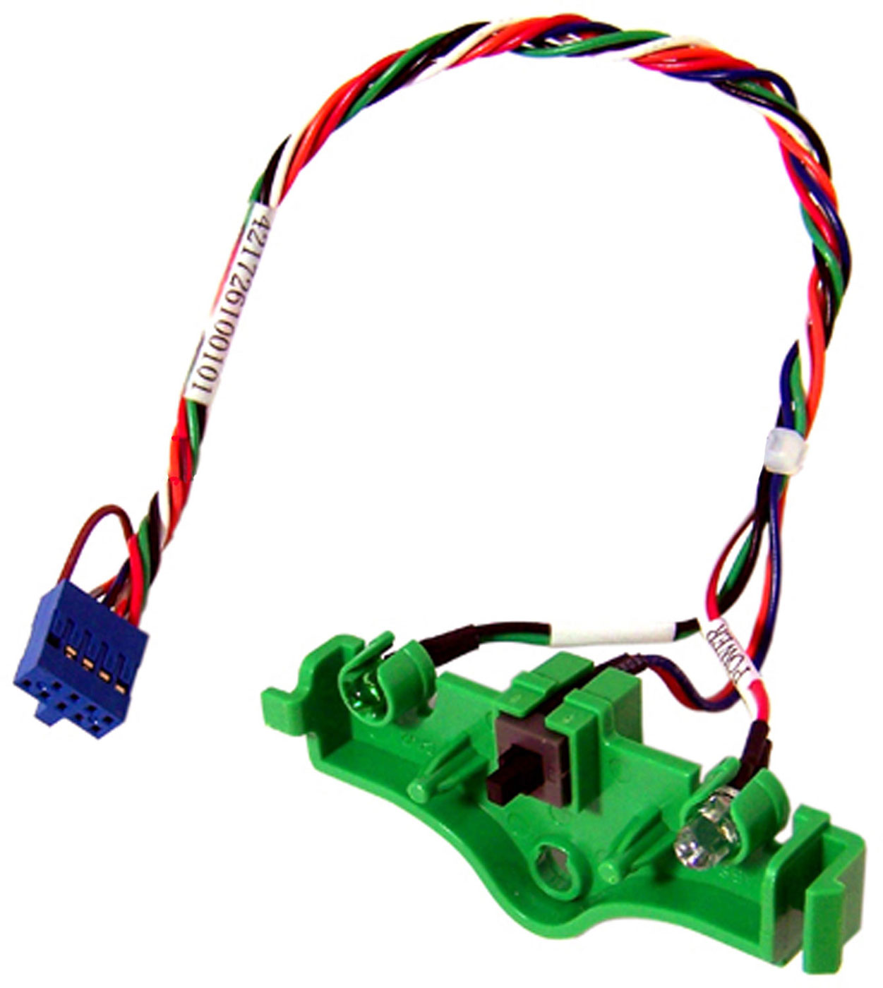 Dell 6Y702 Led / Power Button Cable Assy