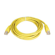 Cisco 6 Foot Yellow Cat 5 Ethernet Patch Cable 72-1482-01