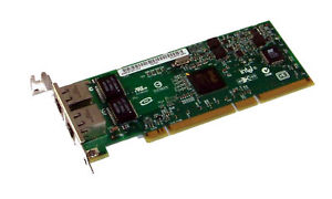 Intel PWLA8492GT PRO/1000 GT Dual Port Gigabit Ethernet PCI-x Network Adapter IBM 73P5109 73P5119 D12974-003 Full Height