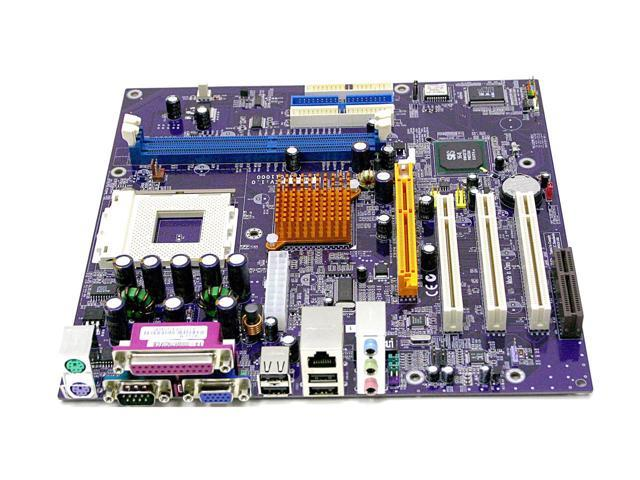 ATX SYSTEM BOARD DDR333 ATA133