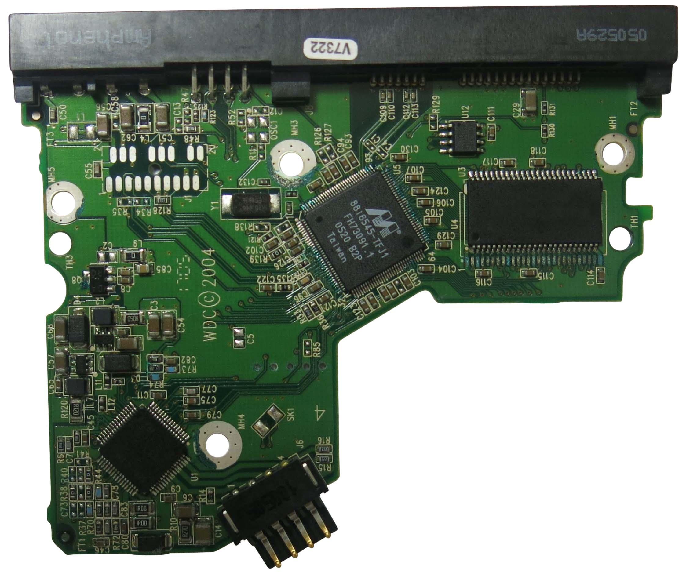 Western Digital WD400BD-75lra0 dell 0c9678 40gb sata hdd 7200rpm?