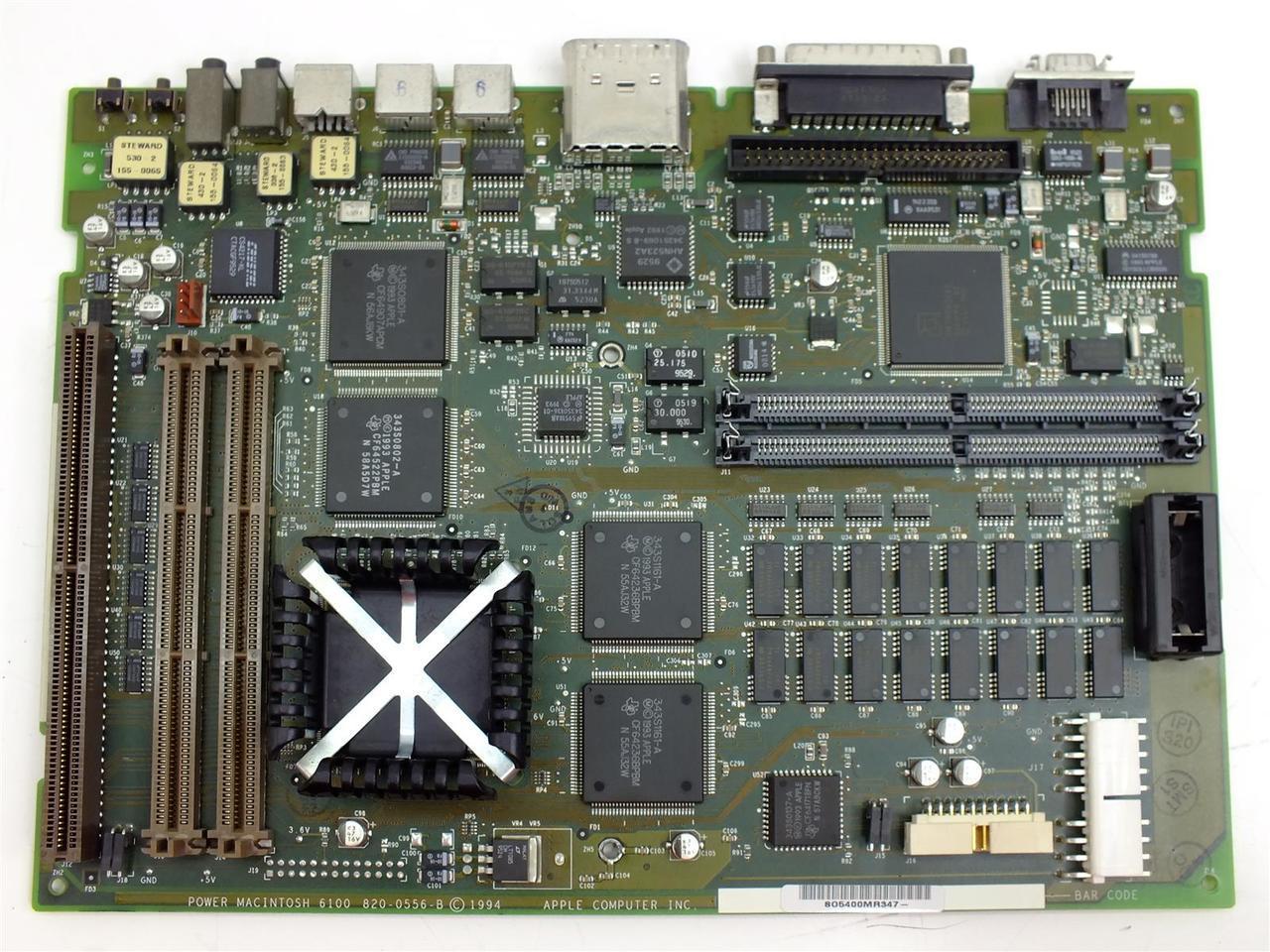 Logic Board, Performa 6100