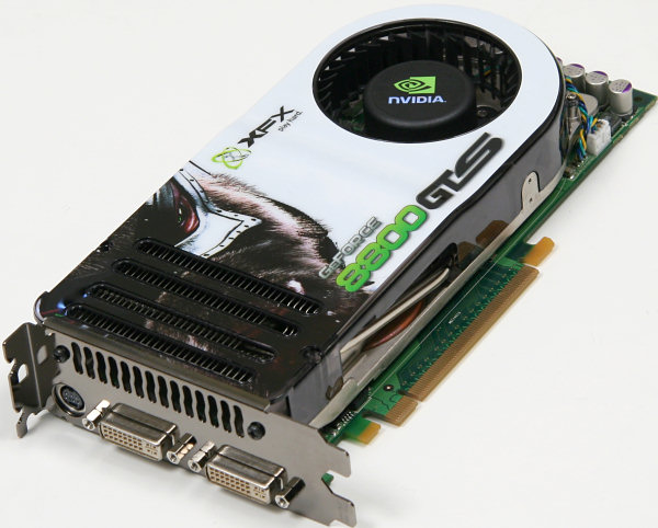 E-Geforce 8800Gts Pn: 640-N821-Ar 640Mb Pci-E
