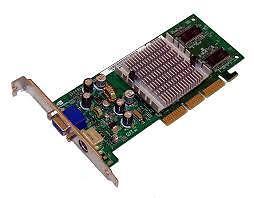 Dell 8Y483 Agp Video Card