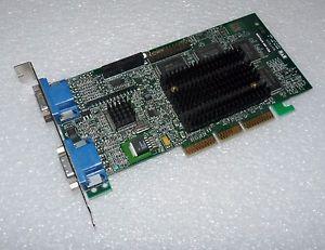 Matrox 906-04 Pci Video Card Dual Head 32Mb