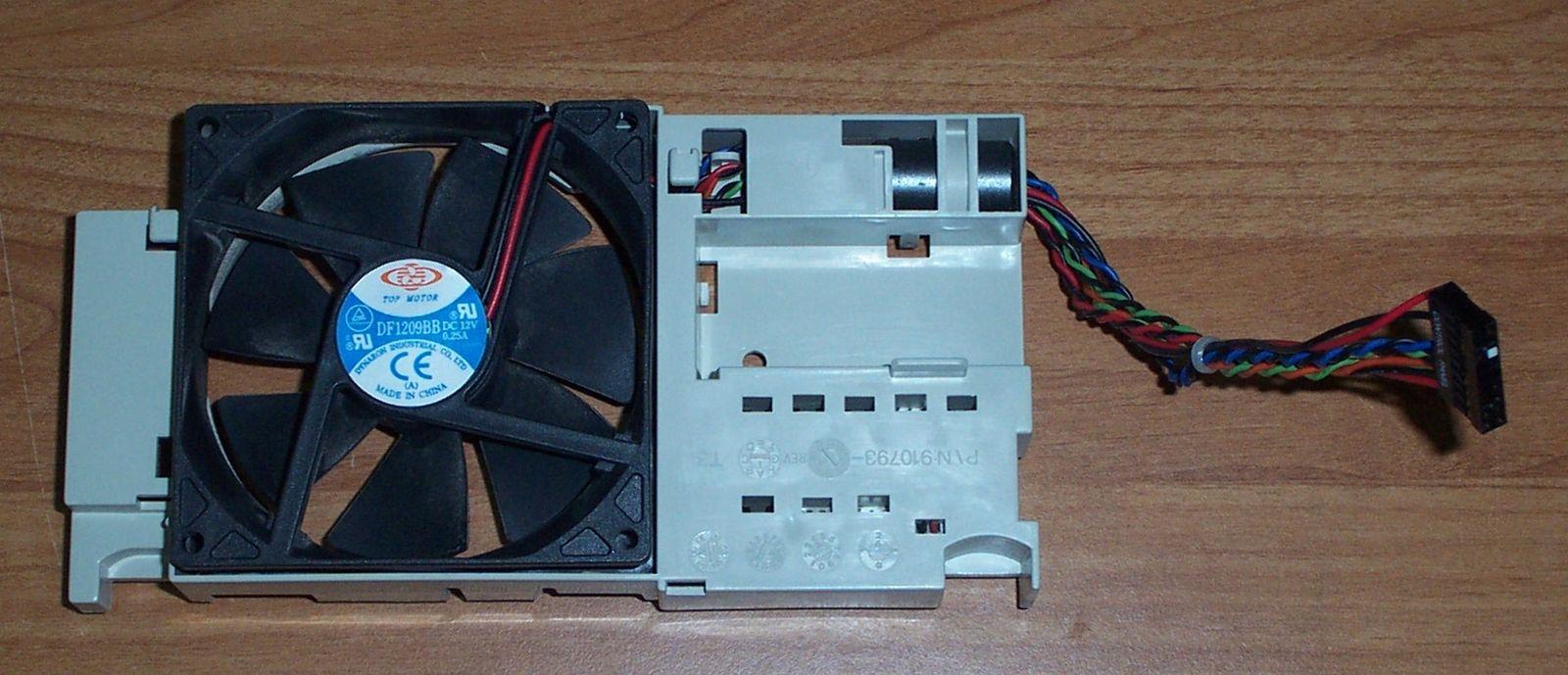 Gateway 910793 Gateway E1400 Fan & Power Switch Assy