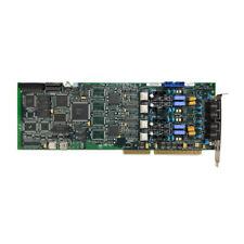 Dialogic 96-0026-003 Dialogic D/41D 4-Port Voice Card Isa