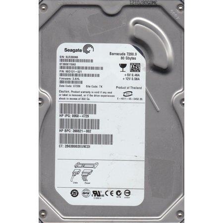 IBM/Seagate Barracuda 72k 80Gb HDD (Ref)