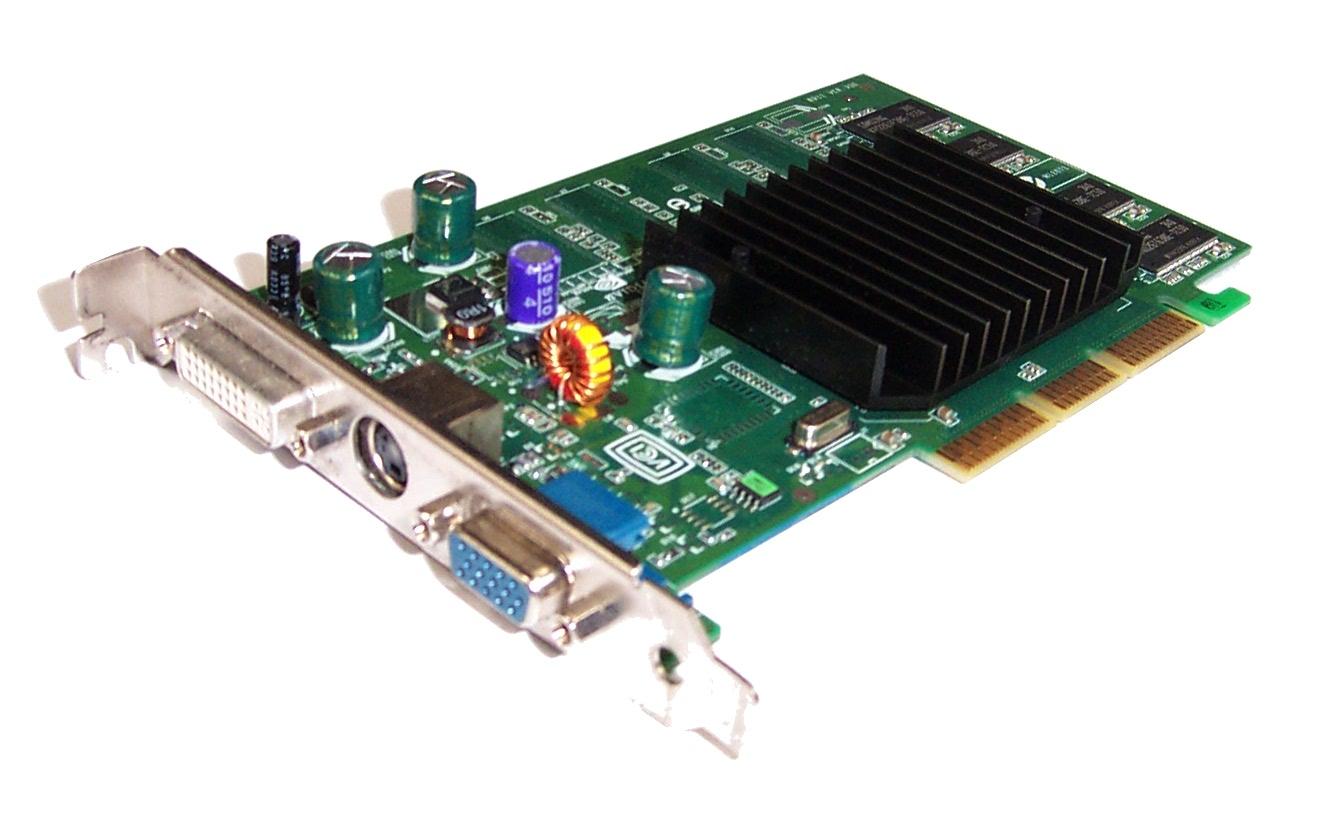 Dell 9Y779 Agp Video Card