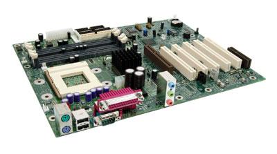 Intel A55888-907 P4 Socket 423 Motherboard System Board