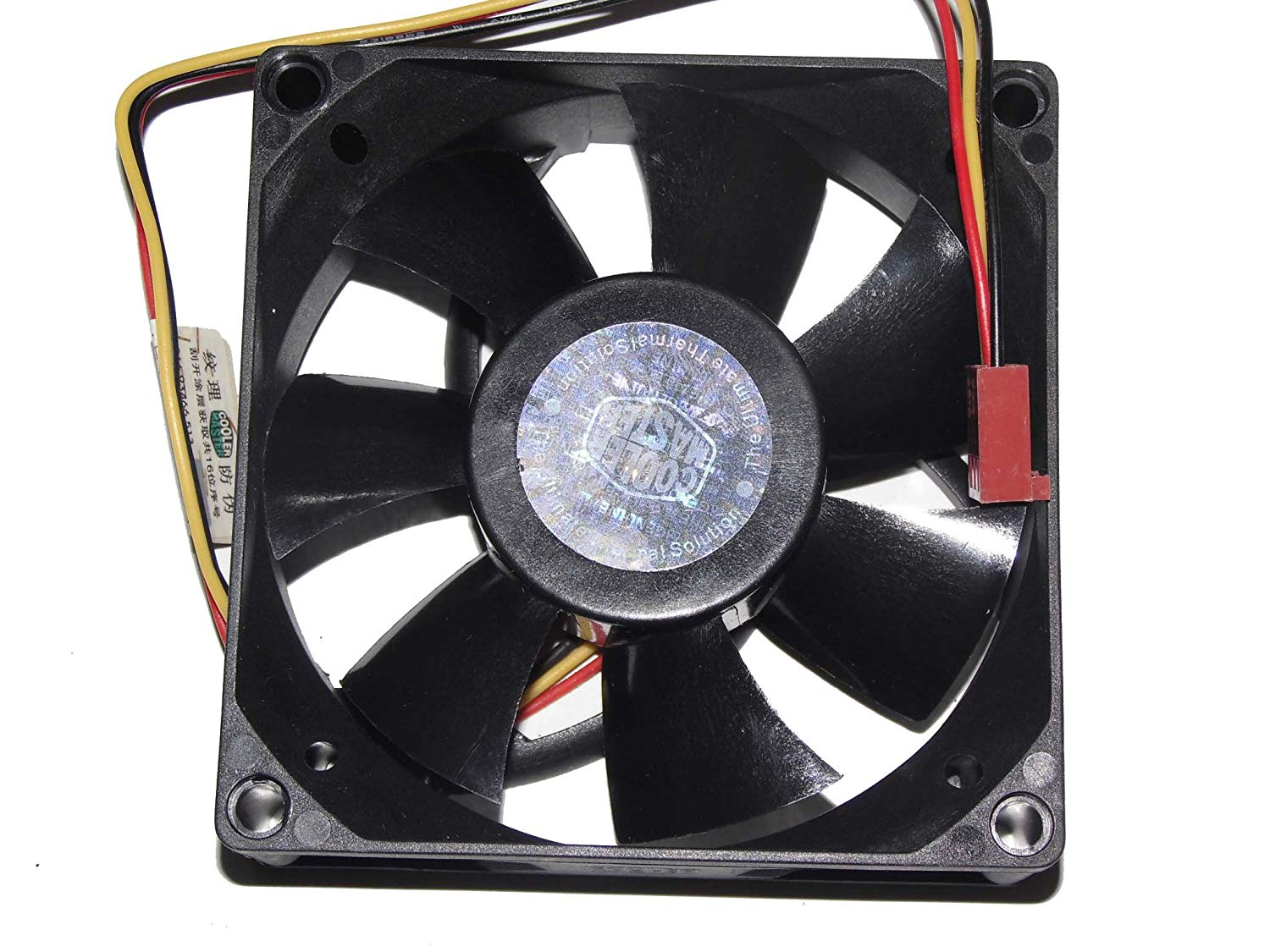 Square Cooling Fan of Cooler Master A8025-22RB-3AN-F1 DF0802512R