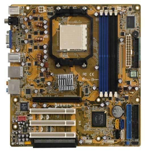 Asus A8M2N-LA HP Compaq Nodusm Socket AM2 Motherboard